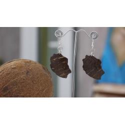 Boucles d'oreilles Réunion